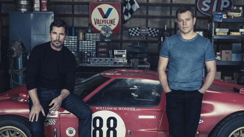 """UNE FORD GT40 DU FILM """"LE MANS 66"""" EST A VENDRE"""