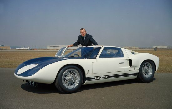 Ford GT Concept HIstory: Ford GT40 Mach I
