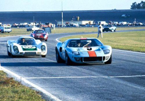 1968 Daytona 24h, Hawkins-Hobbs